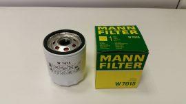 Фильтр масляный Mann Ford Focus 3 W7015