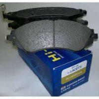 Колодки тормозные дисковые передние Sangsin Lacetti SP1102
